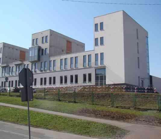 Zagłębiowskie Centrum Onkologii w Dąbrowie Górniczej - fot. AR