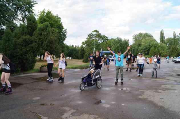 Rollkujemy w Sosnowcu - fot. MC