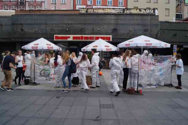 "Finał akcji ""Lato w teatrze"" - fot. MC"