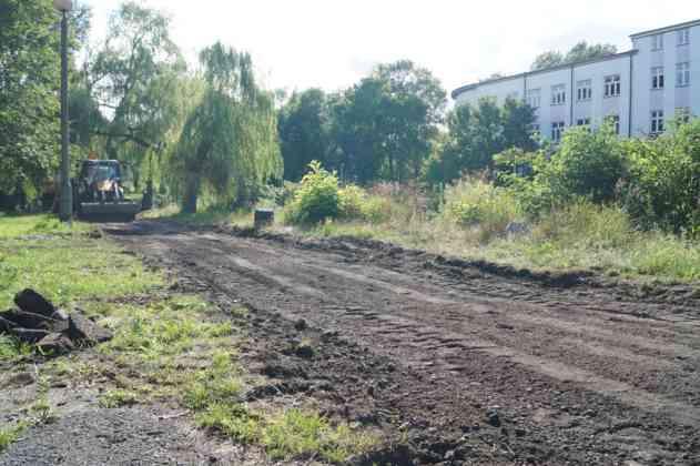 Modernizacja Bulwaru Czarnej Przemszy Sosnowiec - fot. MC