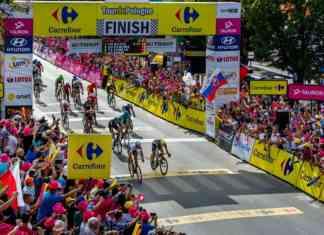 Pierwszy etap Tour de Pologne za nami - fot. Szymon Gruchalski