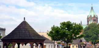 Rynek w Czeladzi - fot. ŁD