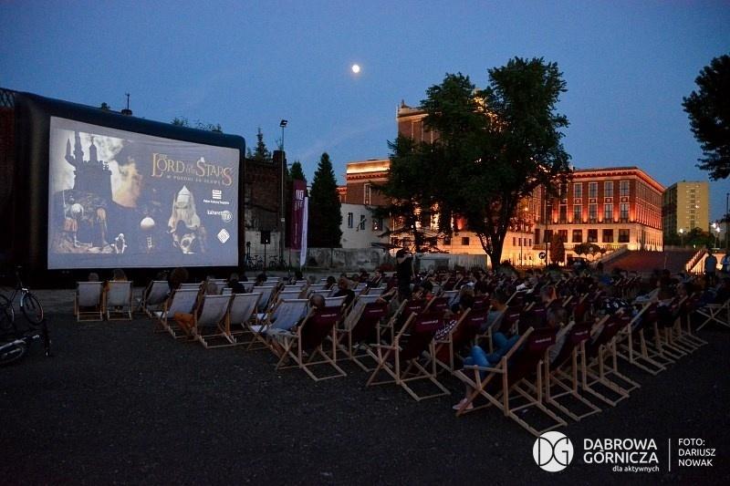 Letnie kino plenerowe - fot. Dariusz Nowak