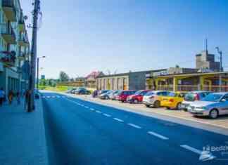 Ulica Sienkiewicza Będzin - fot. UM Będzin
