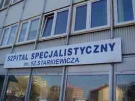 Szpital w Dąbrowie Górniczej - fot. AR
