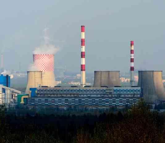 Elektrownia Łagisza Będzin - fot. Wikipedia