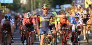 Caleb Ewan zwycięzcą czwartego etapu Tour de Pologne – fot. Szymon Gruchalski