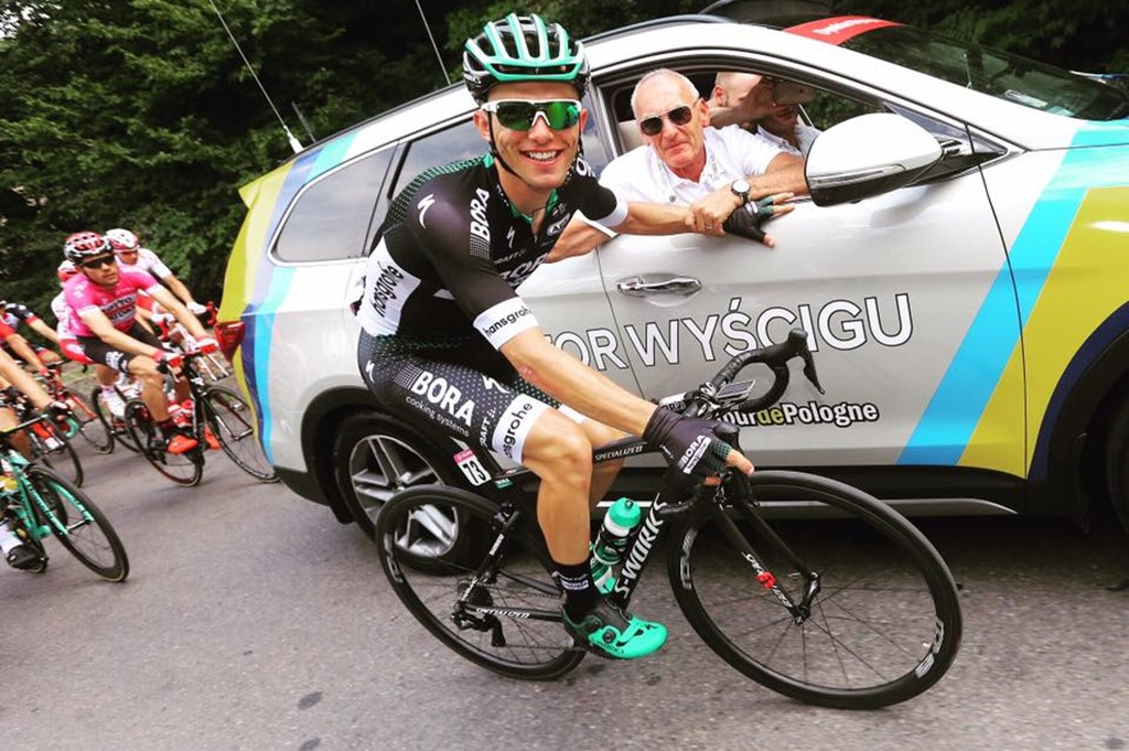 Rafał Majka drugi w Tour de Pologne 2017 - fot. Szymon Gruchalski