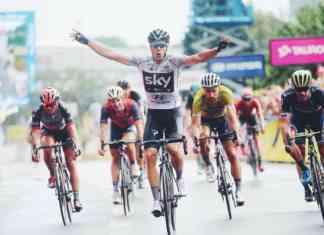 Danny Van Poppel zwycięzcą piątego etapu Tour de Pologne – fot. Szymon Gruchalski