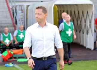 Zagłębie Sosnowiec przegrało z Koroną Kielce 1:2 - fot. Maciej Wasik/zaglebie.eu