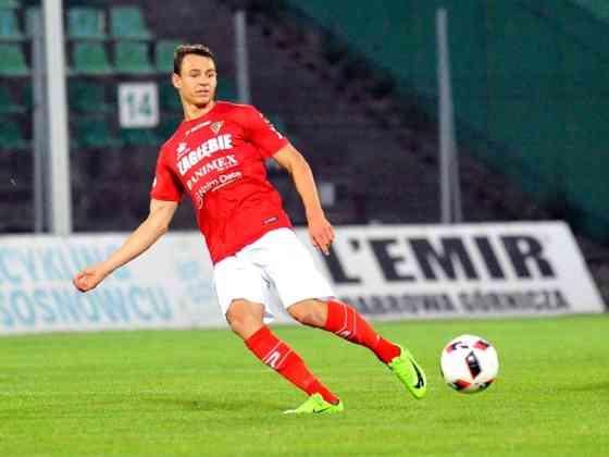 Zagłębie Sosnowiec pokonało Pogoń Siedlce 1:0 – fot. Maciej Wasik/zaglebie.eu