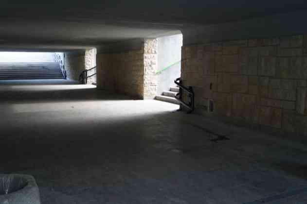 Przejście podziemne Plac Kościuszki - fot. MC