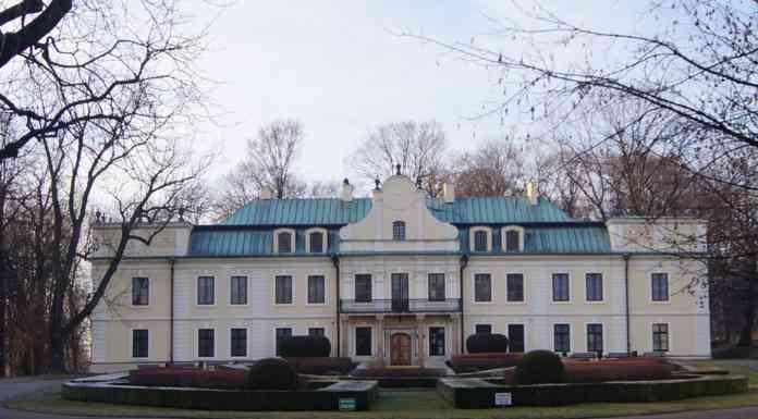 Pałac Mieroszewskich - fot. MC