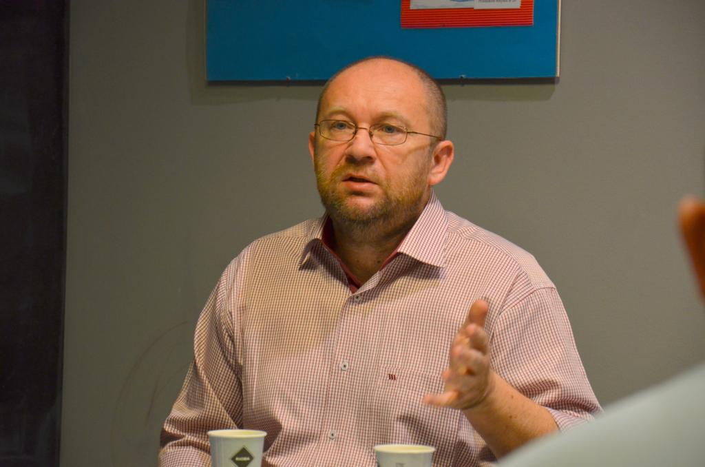 Zbigniew Białas - fot. Arch. TZ