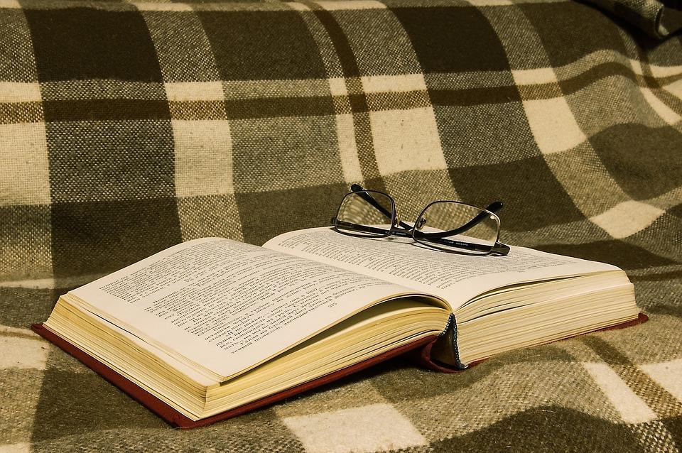 Wakacje z książką - fot. Pixabay