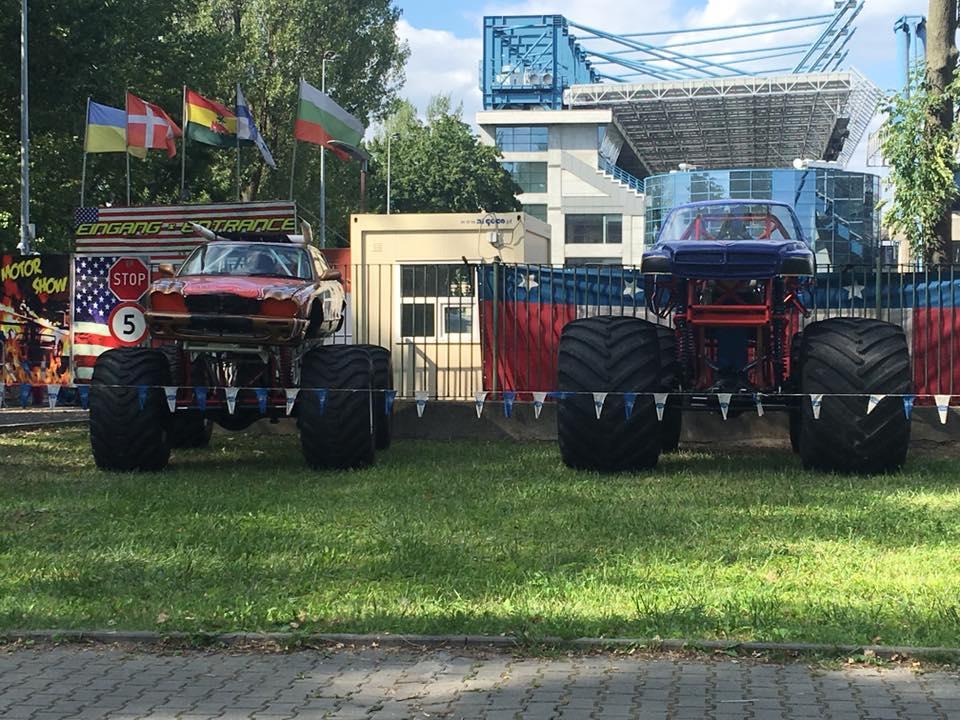 American Monster Truck - fot. Facebook/ @American Monster Truck Motor Show