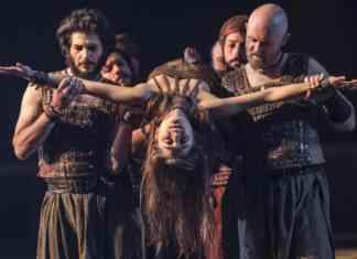 Helios na scenie Salome - fot. mat. pras.