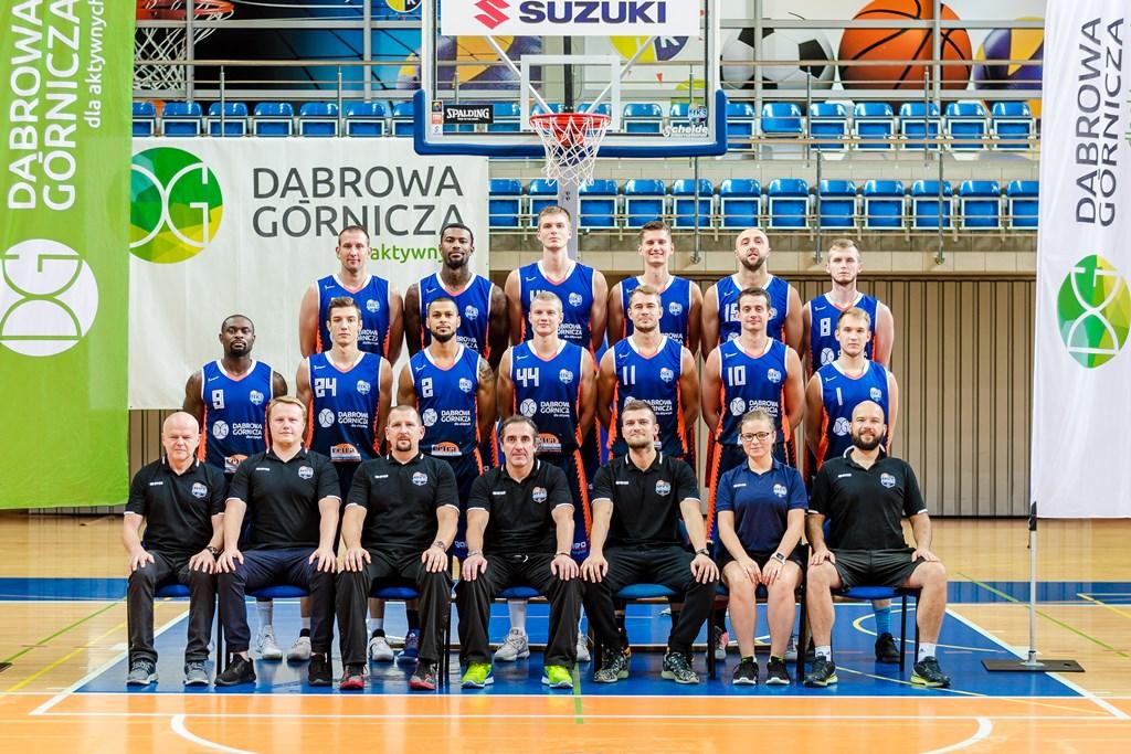 MKS Dąbrowa Górnicza – fot. Adrianna Antas