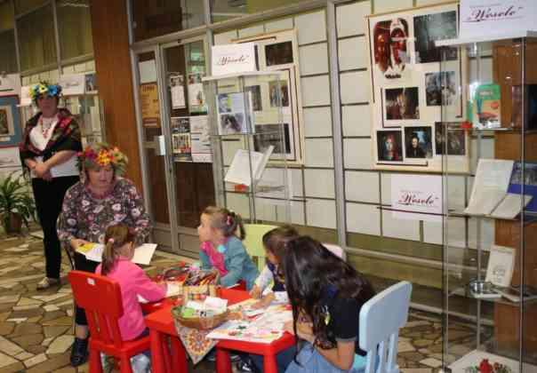 Narodowe Czytanie 2017 w Będzinie - fot. Miejska i Powiatowa Biblioteka Publiczna w Będzinie