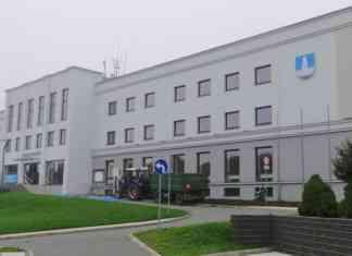 Remont Urzędu Miasta w Czeladzi na ukończeniu – fot. MŁ