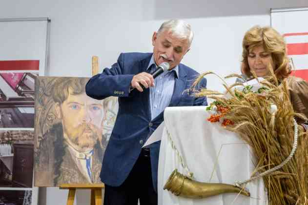 Narodowe Czytanie 2017 w Sosnowcu - fot. Maciej Łydek/UM Sosnowiec
