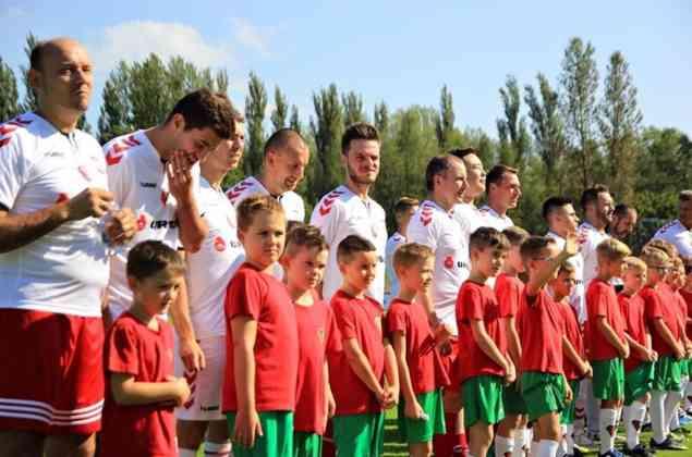 Wielki mecz charytatywny - fot. UM Sosnowiec/PL