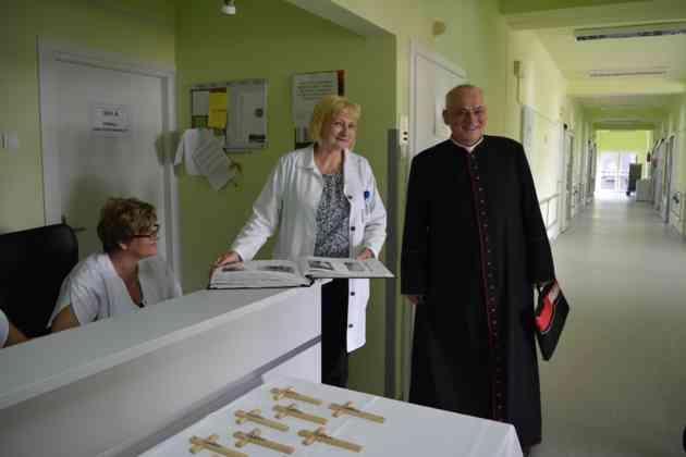 W Będzinie otwarto Zakład Pielęgnacyjno-Opiekuńczy - fot. Starostwo Powiatowe Będzin