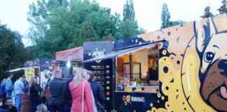 Inwazja food trucków - fot. MC