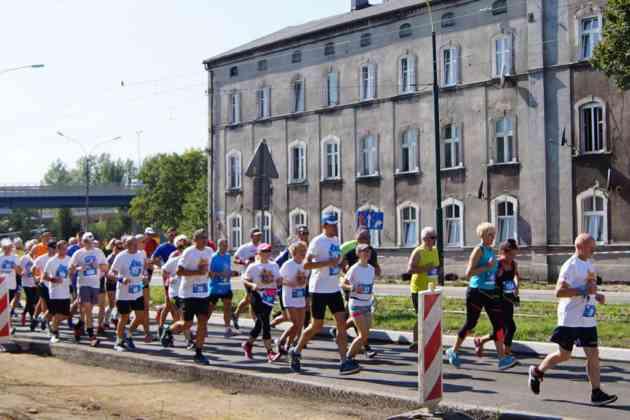 """Bieg """"15-tka z Sosnowca do Katowic"""" - fot. MC"""