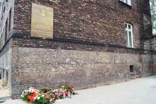 Kamienica przy ul. Ostrogórskiej w Sosnowcu - fot. AR