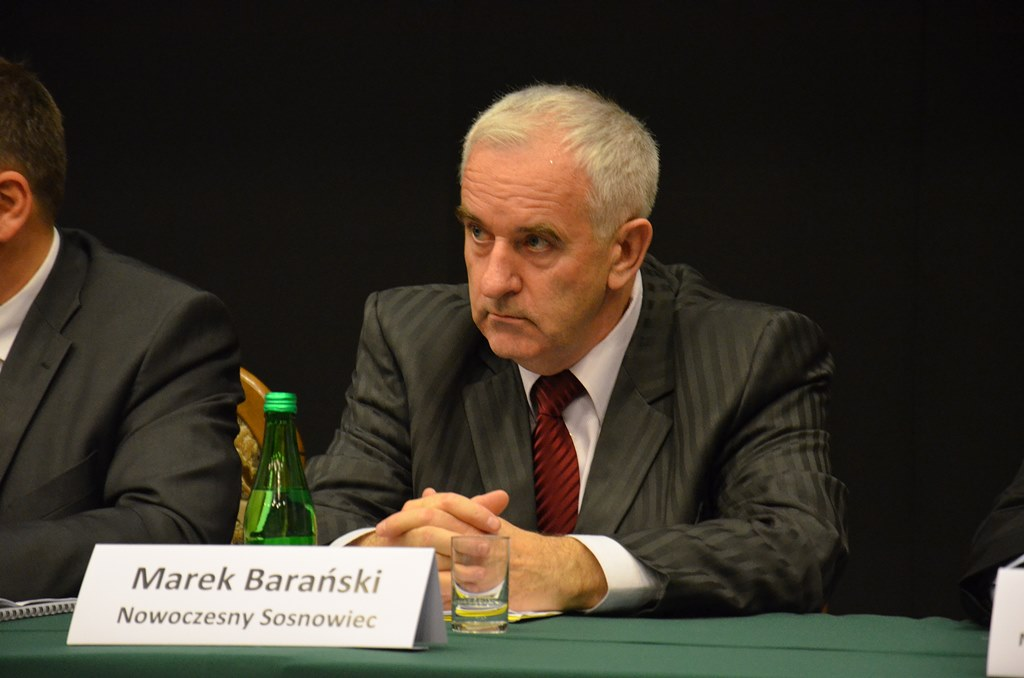 Prof. Marek Barański - fot. Arch. TZ