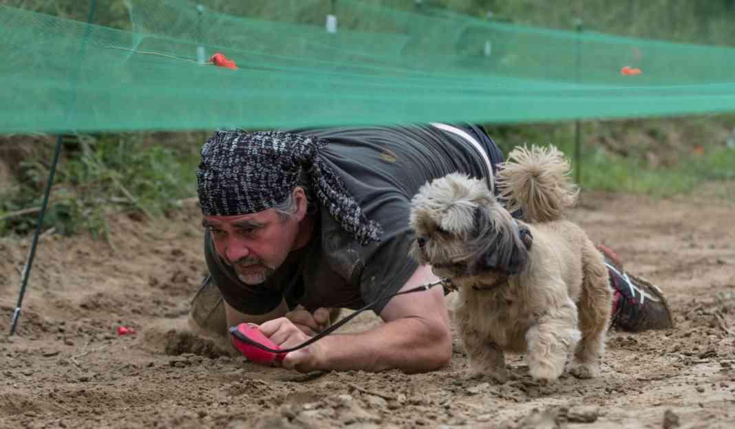 Hard Dog Race w Dąbrowie Górniczej - fot. Hard Dog Race