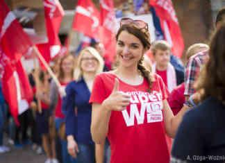 Wolontariusze – fot. Agnieszka Ożga-Woźnica