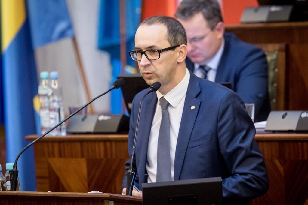 Kazimierz Karolczak szefem metropolii – fot. Tomasz Żak/slaskie.pl