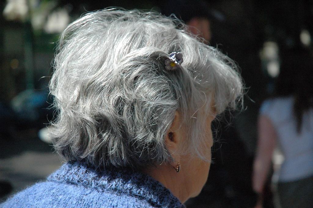 Seniorka – fot. Pixabay
