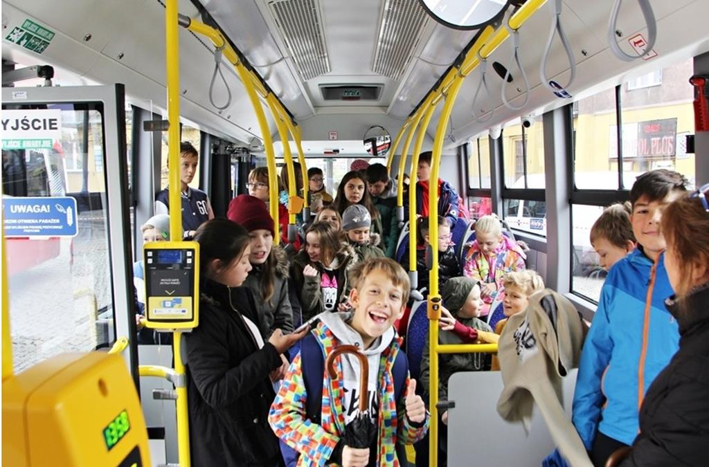 Nowe autobusy hybrydowe - fot. PL/UM Sosnowiec
