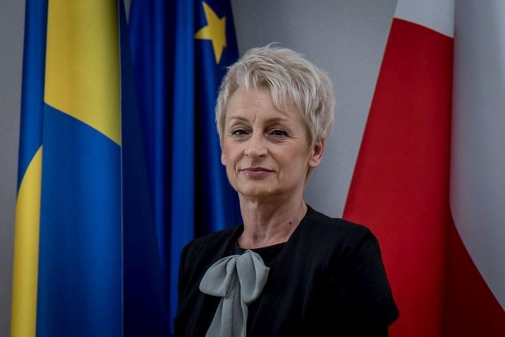 Małgorzata Ochęduszko-Ludwik – fot. Tomasz Żak/slaskie.pl