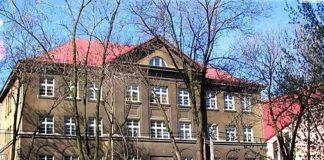Budynek po szkole muzycznej przy ul. Wojska Polskiego - fot. Dariusz Nowak