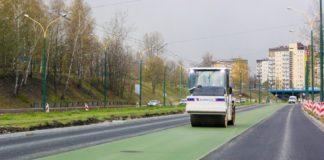 Przebudowa ul. 3 Maja w Sosnowcu – fot. UM Sosnowiec