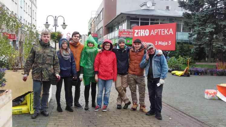 """"""" Żywa ulica"""" Dąbrowa Górnicza - fot. AR"""