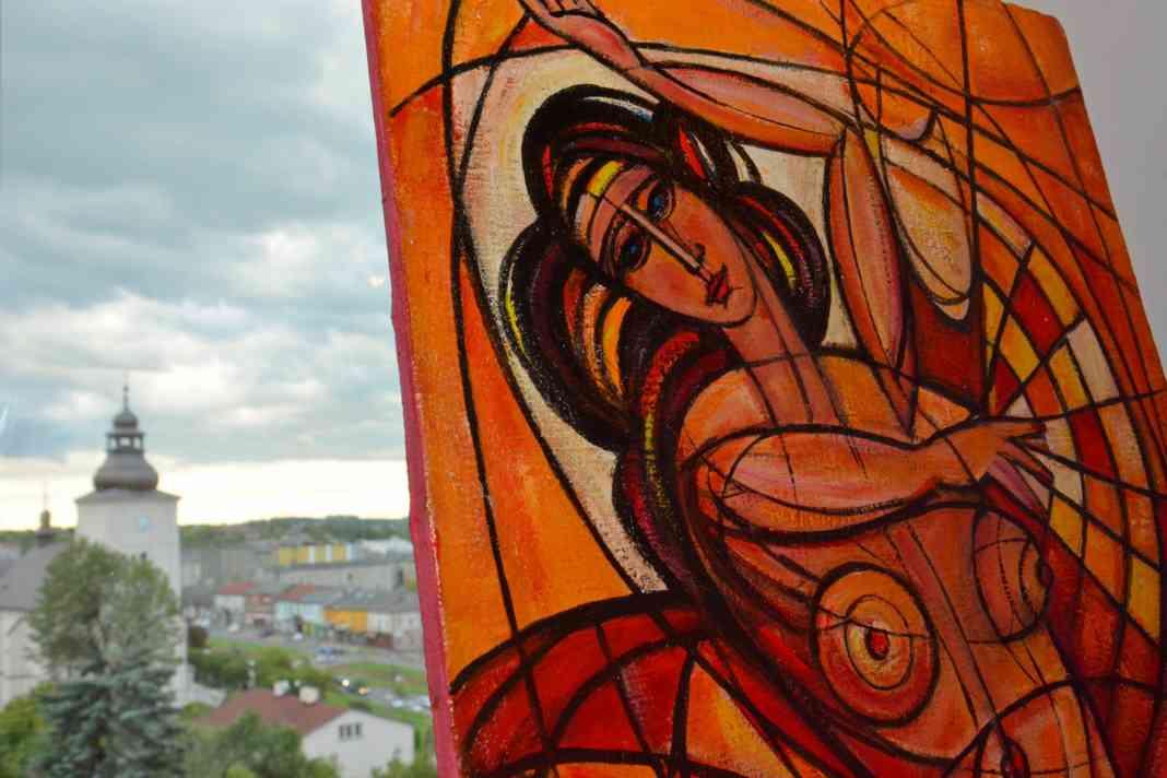 Ekspresja koloru - fot. Muzeum Zagłębia
