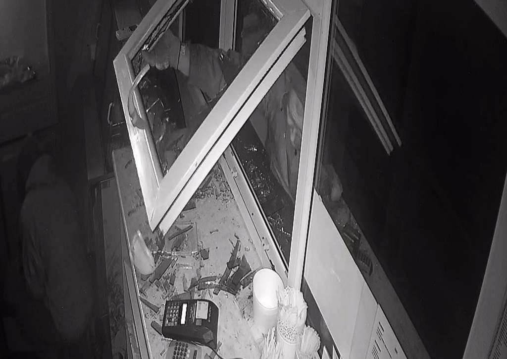 Napad ka kebab w Czeladzi - fot. KPP Będzin