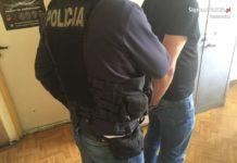 Amfetamina i ostra amunicja – fot. KMP Sosnowiec