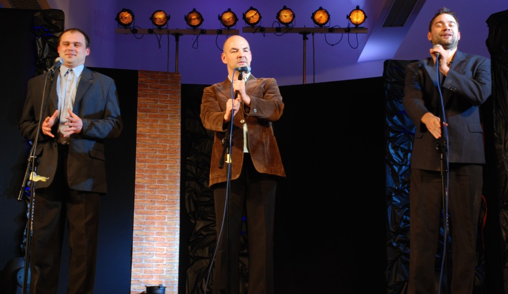 Kabaret DNO – fot. Marcin Gierasimowicz/Wikipedia