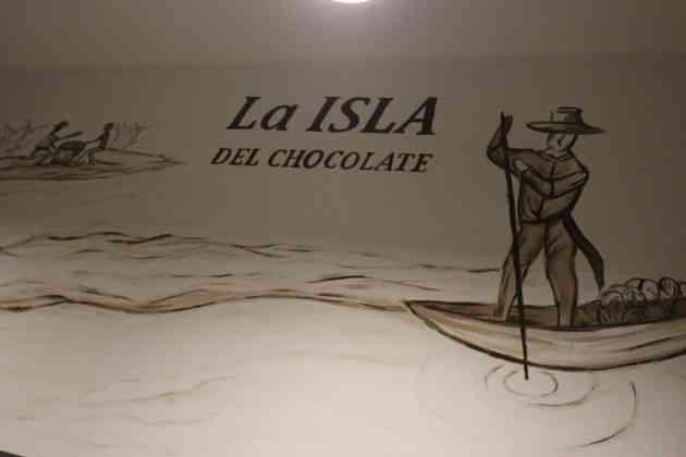 La Isla del Chocolate Sosnowiec – fot. MZ