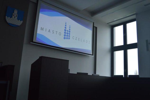 Wnętrza Urzędu Miasta w Czeladzi - fot. MZ