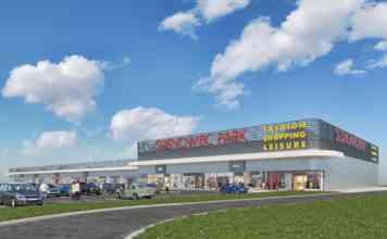 Retail Park Sosnowiec - fot. mat. pras.
