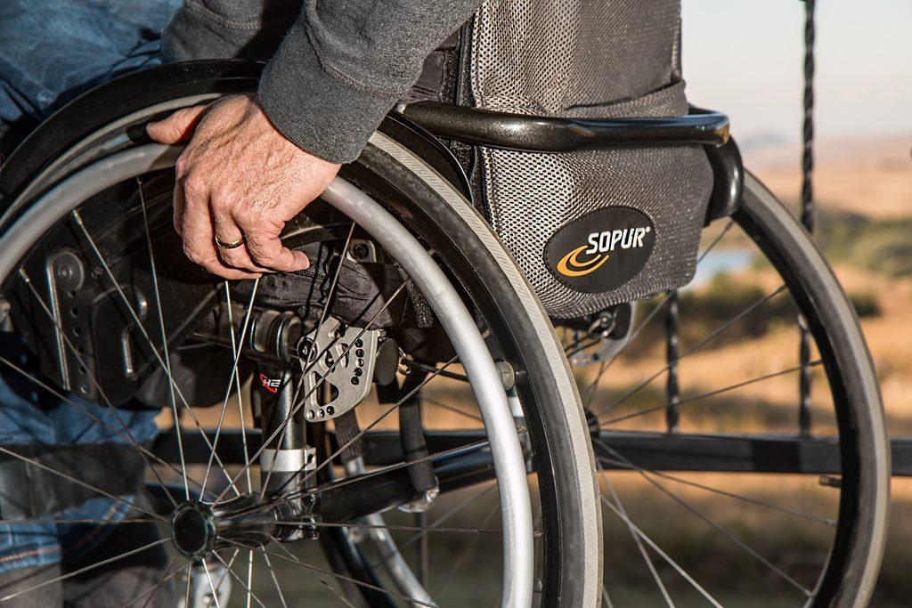 Niepełnosprawni - fot. Pixabay