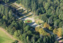 Park Kruczkowskiego w Sosnowcu - fot. UM Sosnowiec