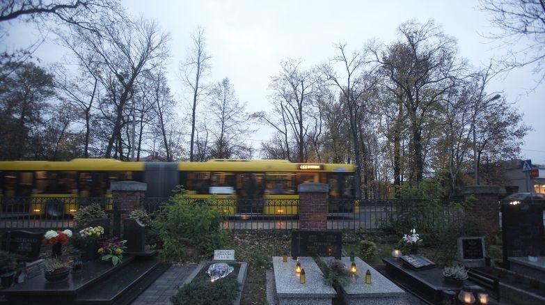 Cmentarz - fot. UM Dąbrowa Górnicza